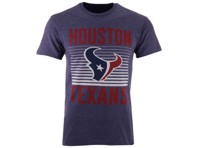 Houston Texans NFL Men's Block Shutter T-Shirt