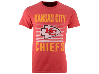 Kansas City Chiefs NFL Men's Block Shutter T-Shirt