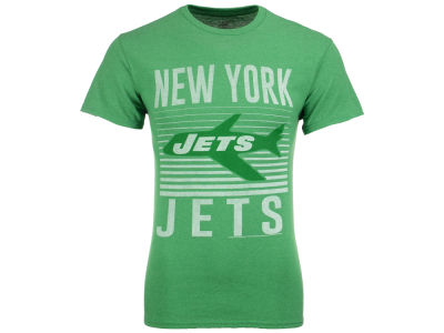 New York Jets NFL Men's Block Shutter T-Shirt