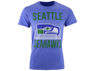 Seattle Seahawks NFL Men's Block Shutter T-Shirt