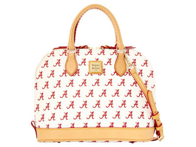 Alabama Crimson Tide Dooney & Bourke Zip Zip Satchel