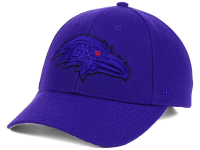 Baltimore Ravens '47 NFL Double Time '47 MVP Cap