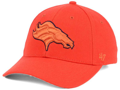 Denver Broncos '47 NFL Double Time '47 MVP Cap