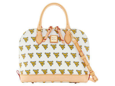 West Virginia Mountaineers Dooney & Bourke Zip Zip Satchel