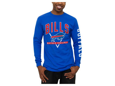 Buffalo Bills NFL Men's Nickel Formation Long Sleeve T-Shirt