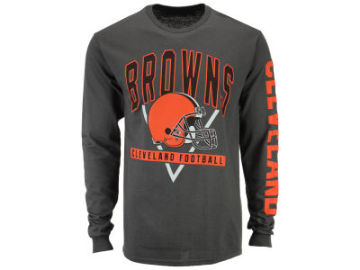 Cleveland Browns NFL Men's Nickel Formation Long Sleeve T-Shirt