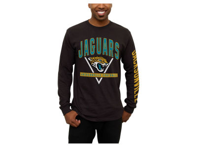 Jacksonville Jaguars NFL Men's Nickel Formation Long Sleeve T-Shirt