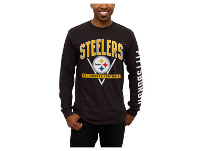 Pittsburgh Steelers NFL Men's Nickel Formation Long Sleeve T-Shirt