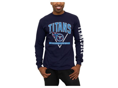 Tennessee Titans NFL Men's Nickel Formation Long Sleeve T-Shirt