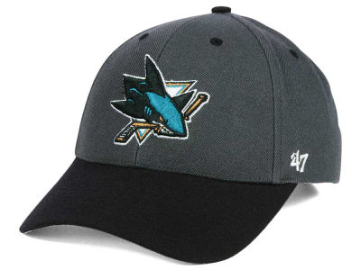 San Jose Sharks '47 2016 NHL Stock Gray MVP Cap