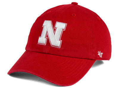Nebraska Cornhuskers '47 NCAA '47 CLEAN UP Cap