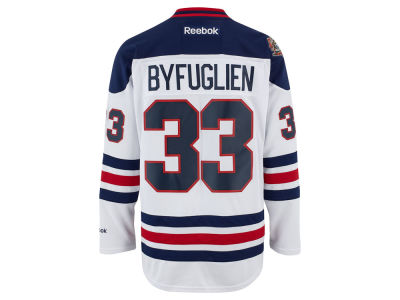 Winnipeg Jets Dustin Byfuglien Reebok NHL Men's Premier Player Jersey