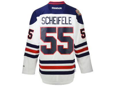 Winnipeg Jets Mark Scheifele Reebok NHL Men's Premier Player Jersey
