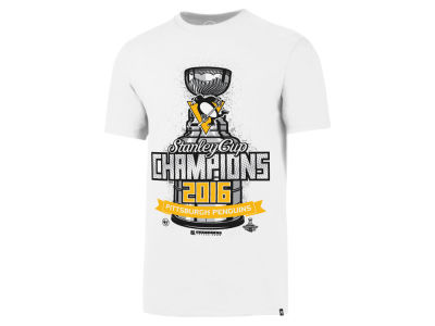 Pittsburgh Penguins '47 NHL Men's Stanley Cup Champ Locker Room T-Shirt