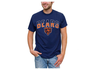 Chicago Bears NFL Men's Split Arch T-Shirt