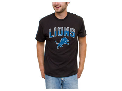 Detroit Lions NFL Men's Split Arch T-Shirt