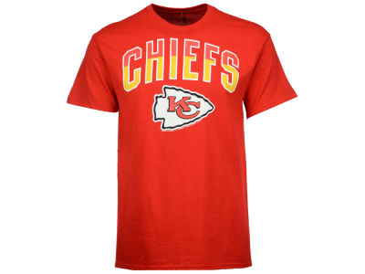 Kansas City Chiefs NFL Men's Split Arch T-Shirt