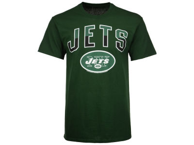 New York Jets NFL Men's Split Arch T-Shirt