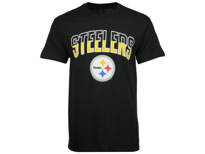 Pittsburgh Steelers NFL Men's Split Arch T-Shirt