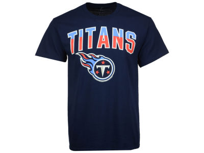 Tennessee Titans NFL Men's Split Arch T-Shirt