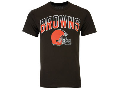 Cleveland Browns NFL Men's Split Arch T-Shirt