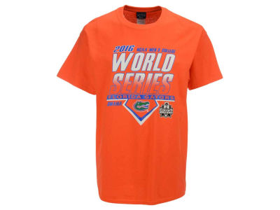 Florida Gators NCAA Men's College World Series Diamond Team T-Shirt