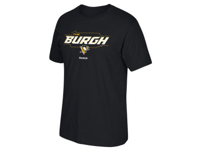 Pittsburgh Penguins Reebok NHL Men's The Burgh T-Shirt