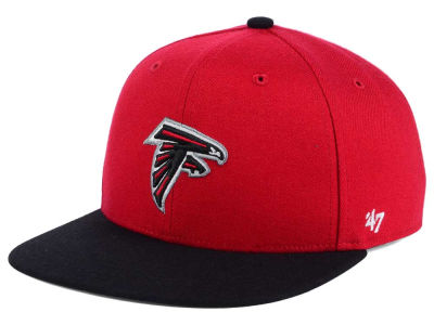 Atlanta Falcons NFL Kids Lil' Shot '47 CAPTAIN Cap