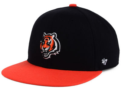 Cincinnati Bengals NFL Kids Lil' Shot '47 CAPTAIN Cap