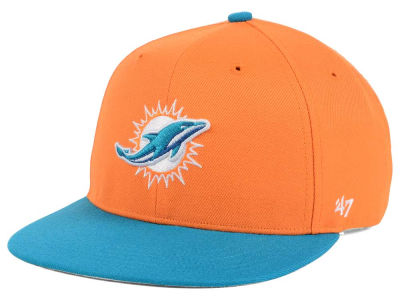Miami Dolphins NFL Kids Lil' Shot '47 CAPTAIN Cap