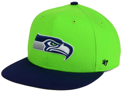 Seattle Seahawks NFL Kids Lil' Shot '47 CAPTAIN Cap