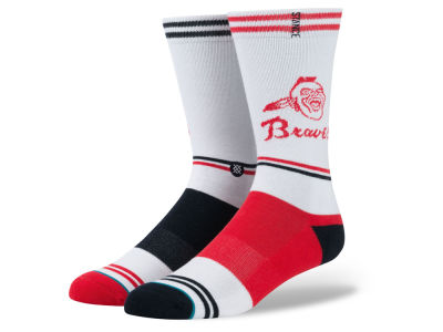 Atlanta Braves MLB Retro Collection Socks