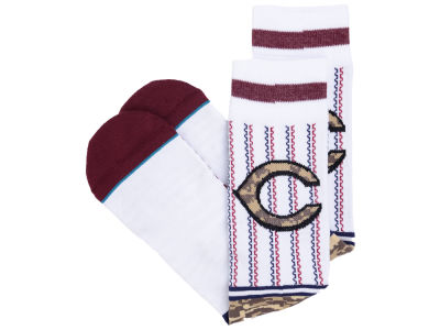 Cincinnati Reds Sentry Crew Socks