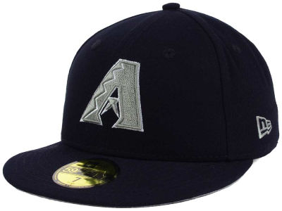 Arizona Diamondbacks New Era MLB Navy Gray White 59FIFTY Cap
