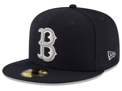 Brooklyn Dodgers New Era MLB Navy Gray White 59FIFTY Cap