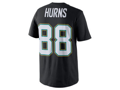 Jacksonville Jaguars Allen Hurns Nike NFL Pride Name and Number T-Shirt
