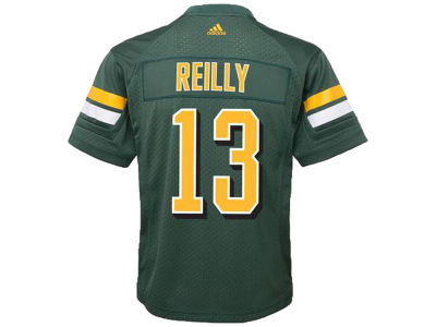 Edmonton Eskimos Mike Reilly adidas CFL Men's Premier Player Jersey