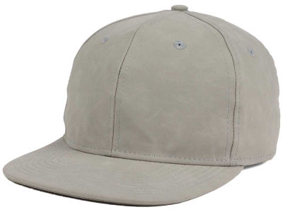 LIDS Private Label Leather Snapback Cap