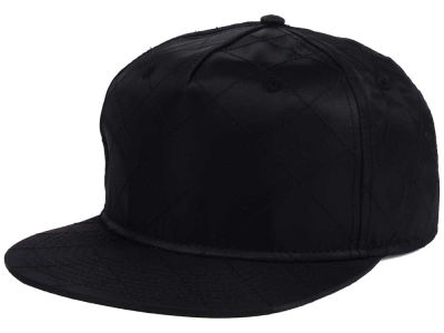 LIDS Private Label Quilted Nylon Snapback Hat