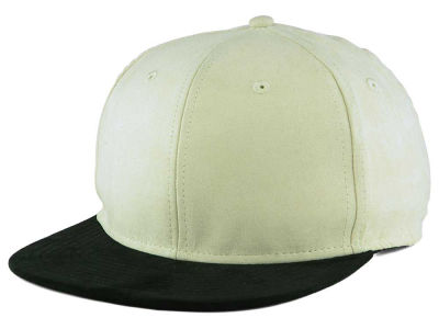 LIDS Private Label Suede Snapback Cap