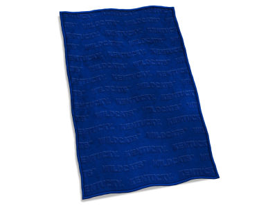 Kentucky Wildcats Velvet Plush Blanket