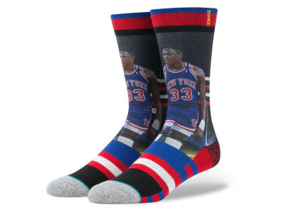 New York Knicks Stance Legend Player Sock