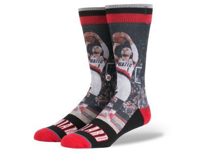 Portland Trail Blazers Stance NBA Future Legends Crew Socks