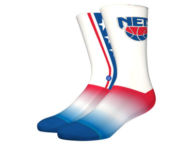 New Jersey Nets Stance NBA Hardwood Classic Socks