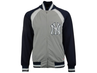 New York Yankees MLB Men's Stitch Colorblock Track Jacket