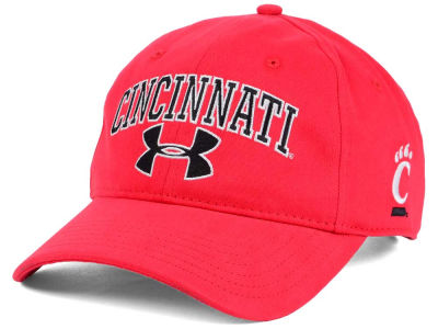 Cincinnati Bearcats Under Armour NCAA Brushed Twill Adjustable Cap
