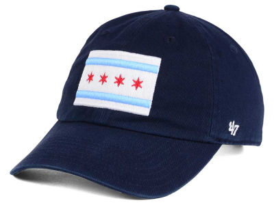 Chicago Dom City State '47 CLEAN UP Cap