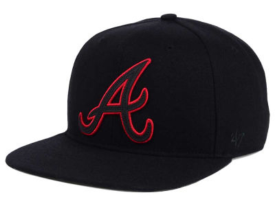Atlanta Braves '47 MLB '47 Mercenary Snapback Cap