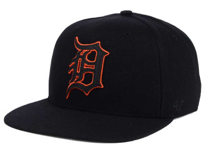 Detroit Tigers '47 MLB '47 Mercenary Snapback Cap