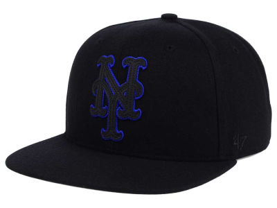 New York Mets '47 MLB '47 Mercenary Snapback Cap